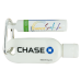 2 Oz. Bottle SPF 30 Sunscreen and SPF 15 Lip Balm Tube w/ Carabiner