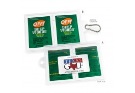 OFF!® Deep Woods® Insect Repellent Towelettes - 2 Pack
