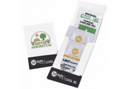 SPF 30 Sun and COOL JEL Aloe Pocket Pack