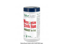 NaturGuard™ Natural Insect Repellent 100 Wipes Canister